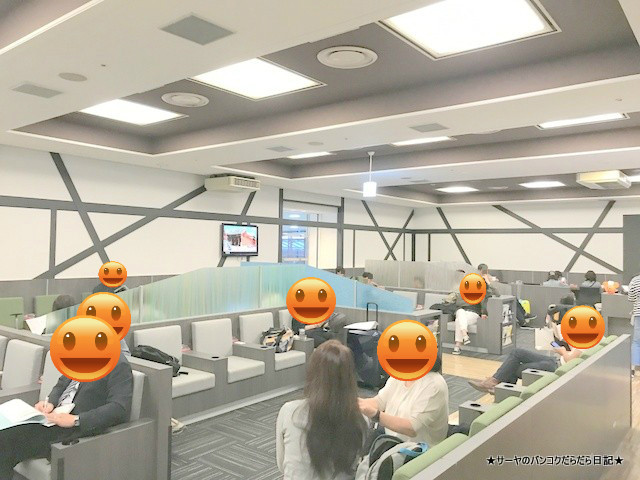 IASS Executive Lounge 2 成田 プライオリティパス (6)
