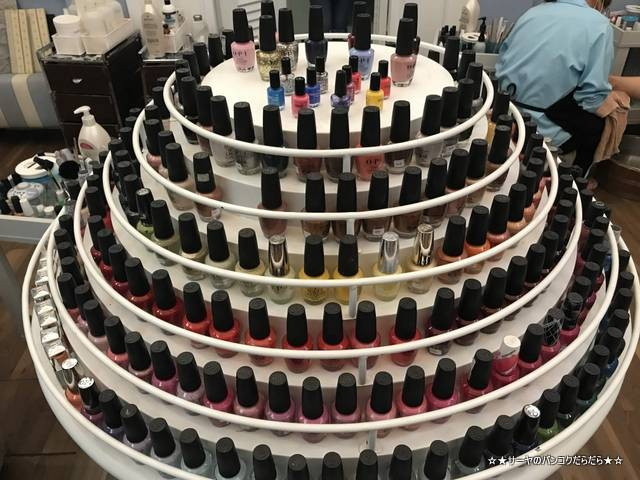 Pretty Cozy Nail Cottage ネイルサロン バンコク (11)