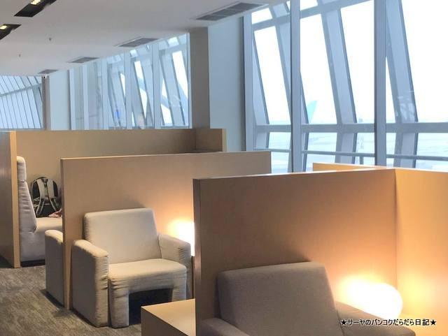 air france lounge スワナプーム 空港 ラウンジ (4)