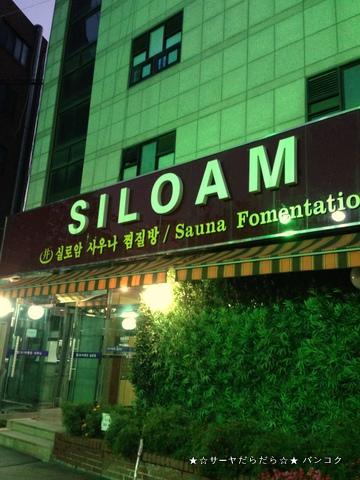siloam ソウル サウナ チムチルバン
