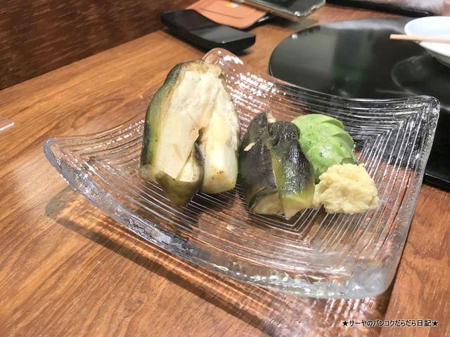 和食 バンコク ゐざき izaki bangkok japanese (2)