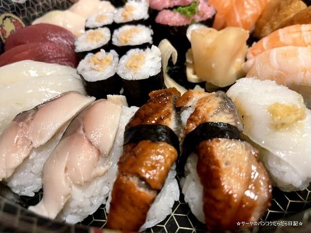 北海道寿司えぞや EZOYA SUSHI Bangkok (1)