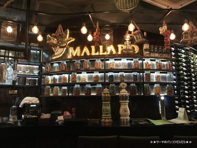 mallard bangkok ジビエ かも バンコク ディナー 2018 (6)