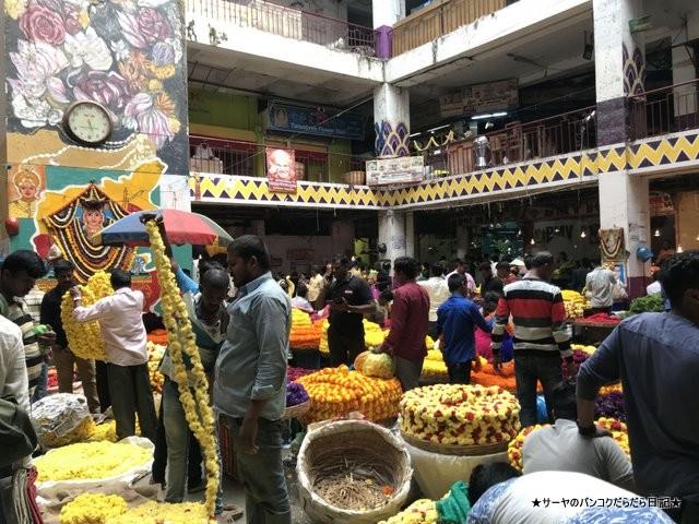バンガロール KRマーケット 市場 インド (9)