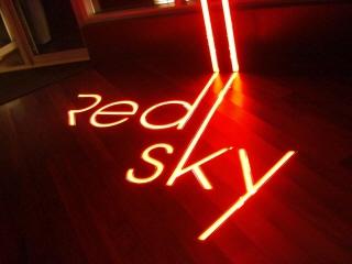 20090220 RED SKY 1