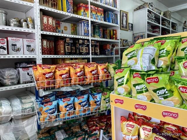 N.S.K Indian Store インド食材 バンコク (5)