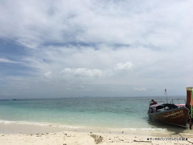 クラビ タイ Krabi ライレイビーチ