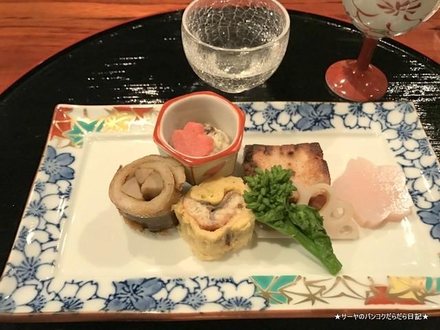 酒茶翁 ささおう バンコク 懐石 和食 接待 (8)