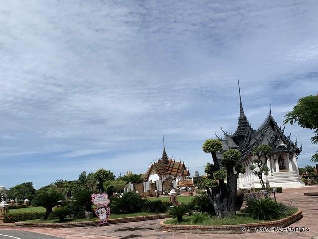 ムアンボラーン タイ旅行 サムットプラカーン (25)