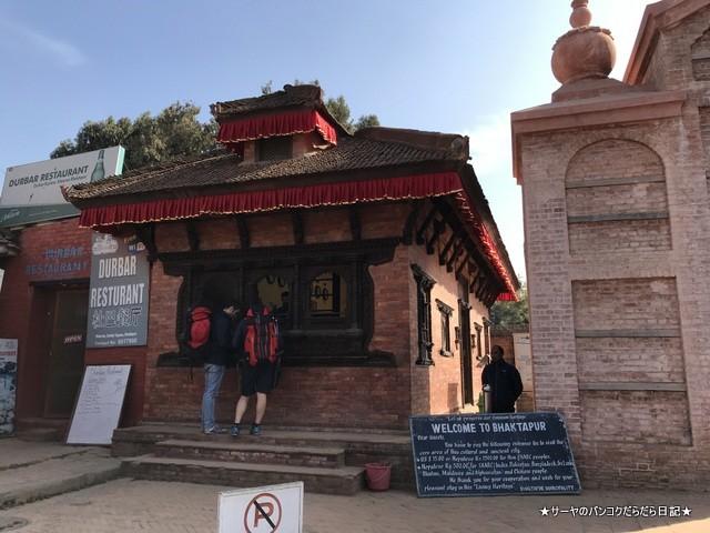 Bhaktapur バクタプル カトマンズ 世界遺産 王宮前広場 (8)