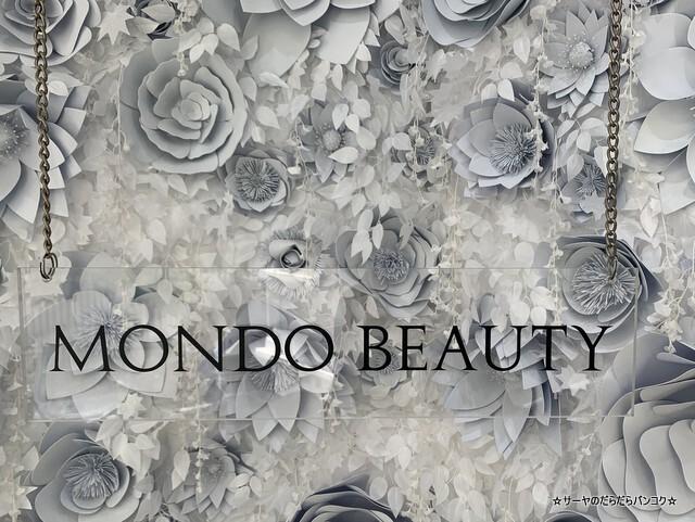 MONDO BEAUTY  トンロー HIFU バンコク 美容 (1)