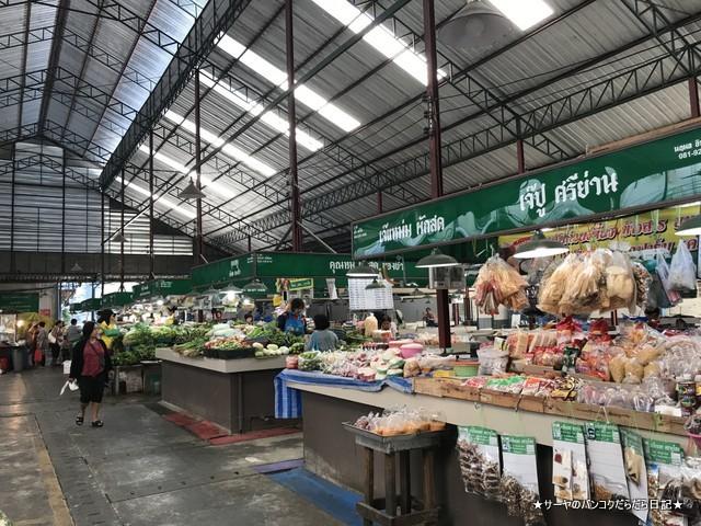 Sri Yan Market バンコクローカル 市場 DUSIT 旧市街 (2)