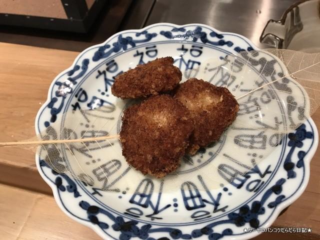 さぶ 貝 和食 カウンター バンコク (17)