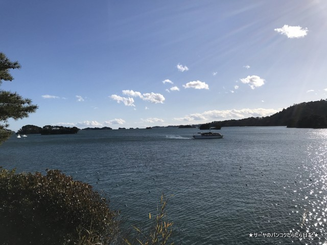 matsushima miyagi 松島クルーズ 芭蕉 東北旅行 (16)