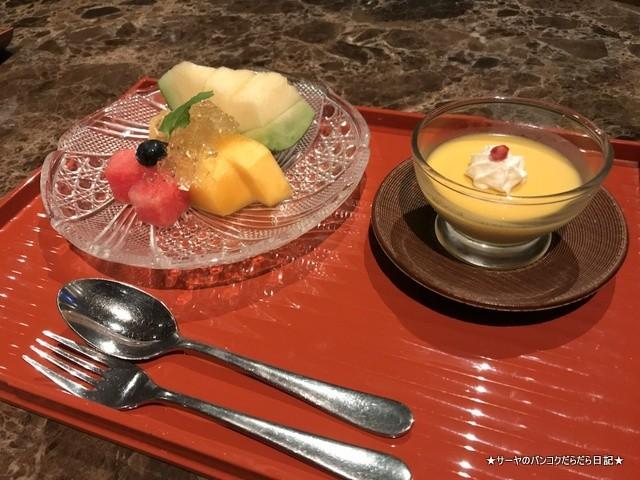 Bangkok Okura Yamazato 高級 和食 バンコク (17)