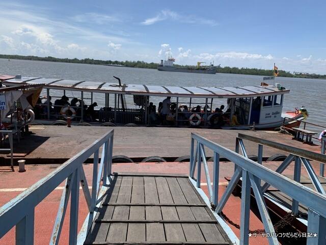 サムットプラカーン船 チャオプラヤ