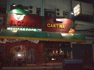 1129 EL GORDO's CANTINA 1