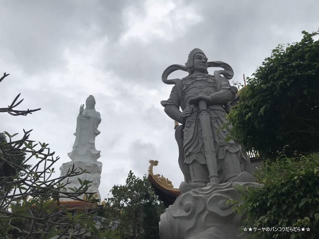 Ho Quoc Pagoda フーコック 観光 寺 2018 ベトナム (4)