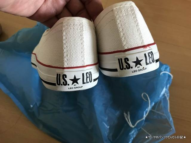 プラカノン市場 バンコク 激安 靴 スニーカー (3)