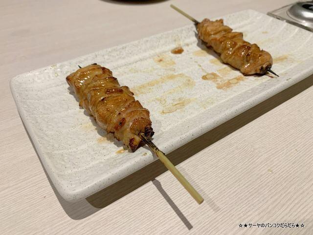 minamitei 南亭 焼き鳥 バンコク スリウォン タイ 和食 (17)