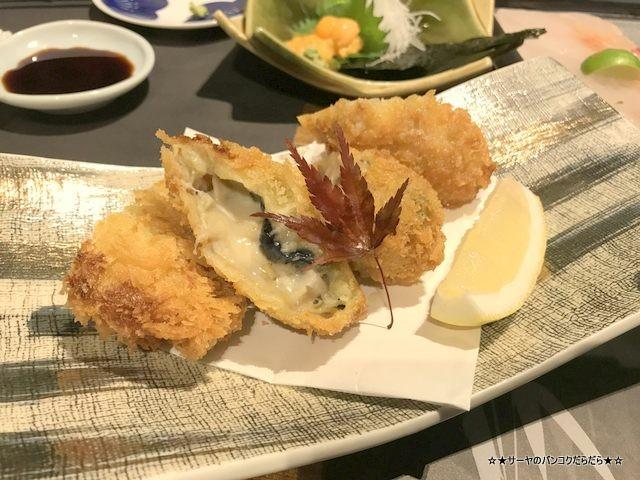 aozoratsukiji sandaime 青空築地三代目 牡蠣フライ