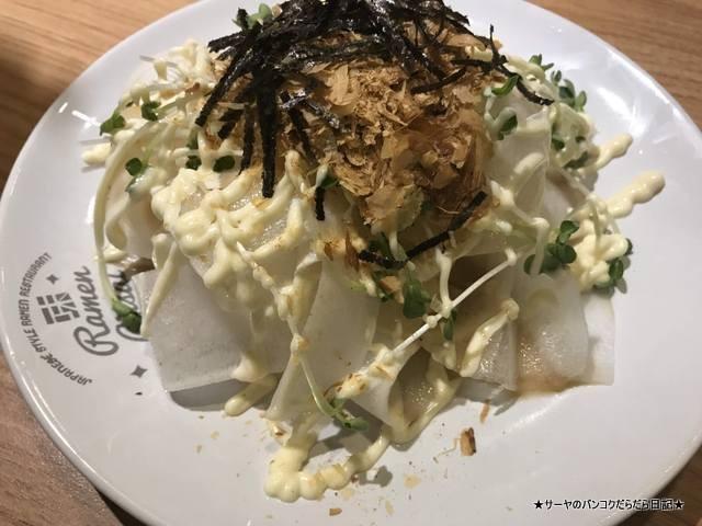 ラーメン味彩 ramenajisai bangkok サラダ