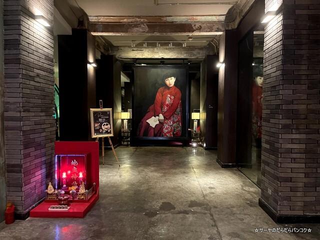 上海マンション Shianghai Mansion ヤワラー バンコク (14)