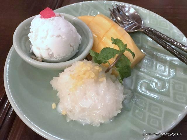 Baan Khanitha  Gallery バーンカニタ  バンコク タイ料理 マンゴー