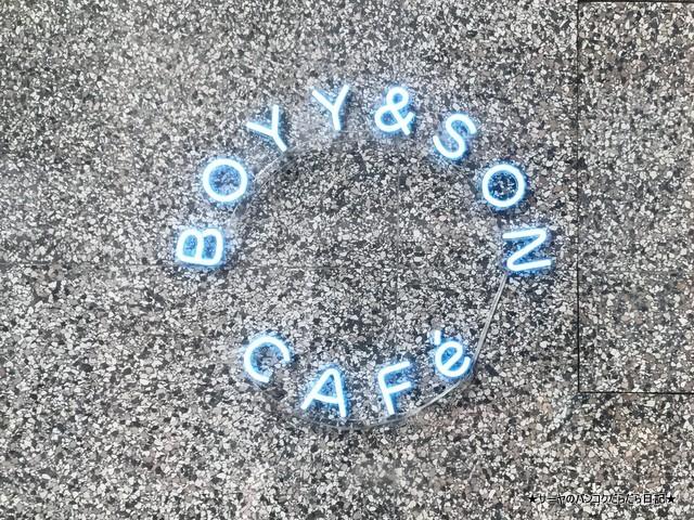 BOYYandSONCAFE bangkok BOYY オシャレ 人気 2018 (9)