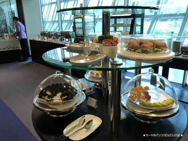 thai airways lounge 国内線 スワナプーム (7)