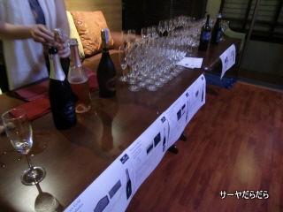 20111125 wine party 2