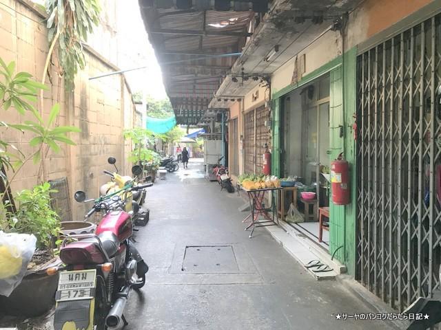 オールドシティ 風景 バンコク サヤ散歩 (5)