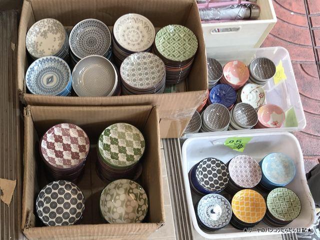 YGS ceramic shop ヤワラート 食器 安い おすすめ バンコク (5)