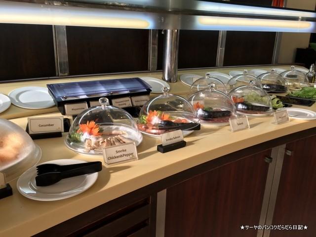 クラビ タイ Krabi 秘境 ホテル 朝食 (3)
