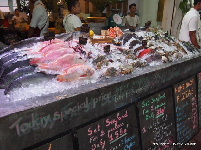 The address beach Koh Samui サムイ レストラン
