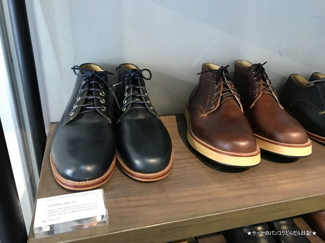 London Brown siam order shoes オーダー 靴 (11)