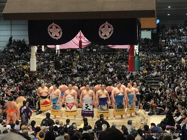 大阪場所 2019 千秋楽 OSAKA sumo japan (17)