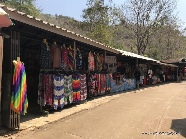 Kra Sae Cave カンチャナブリ 洞窟 寺 (4)