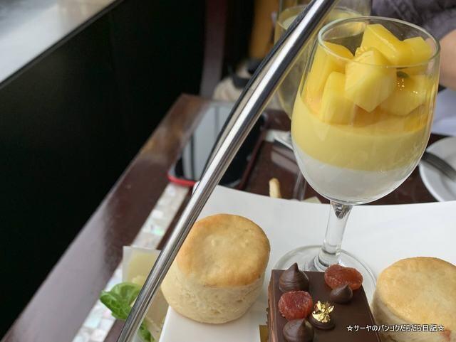 AFTERNOON TEA AT FINISHING POST クラウンプラザバンコク (10)