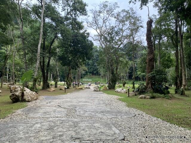 タムルアンクンナムナン非森林公園 Khunnam Nangnon (3)
