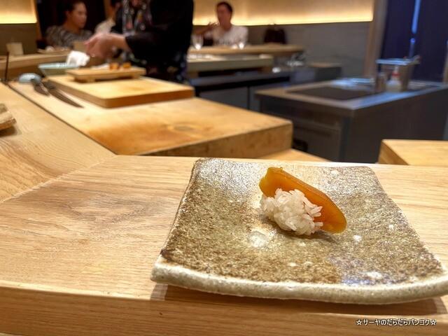 Sasada Omakase Restaurant さ々田 バンコク お任せ (8)