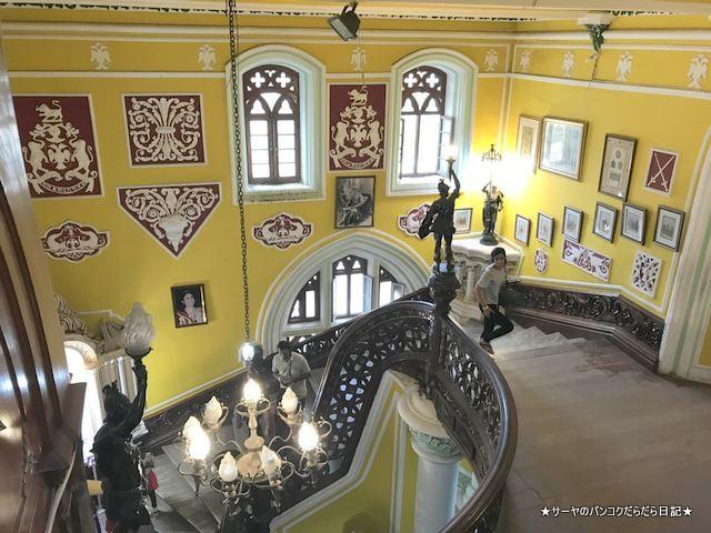 Bangalore Palace バンガロールパレス 宮殿 (10)