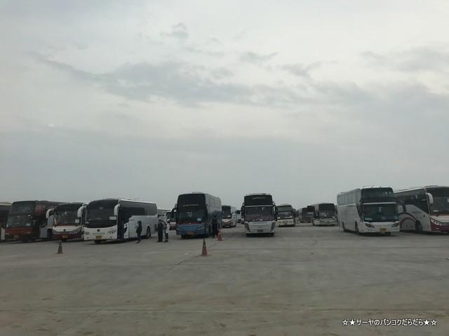 ノンヌットトロピカル Nong Nooch Tropical パタヤ 観光 bus