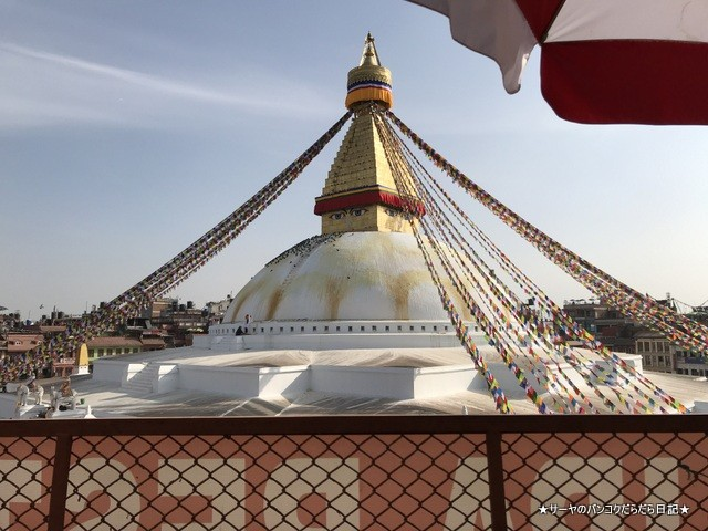 Boudhha Temple ボダナート ネパール 世界遺産 (5)