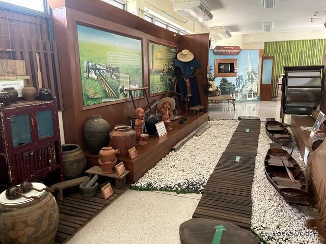 バンコク・バンケーン区郷土博物館 ラーチャパッド大学 (11)