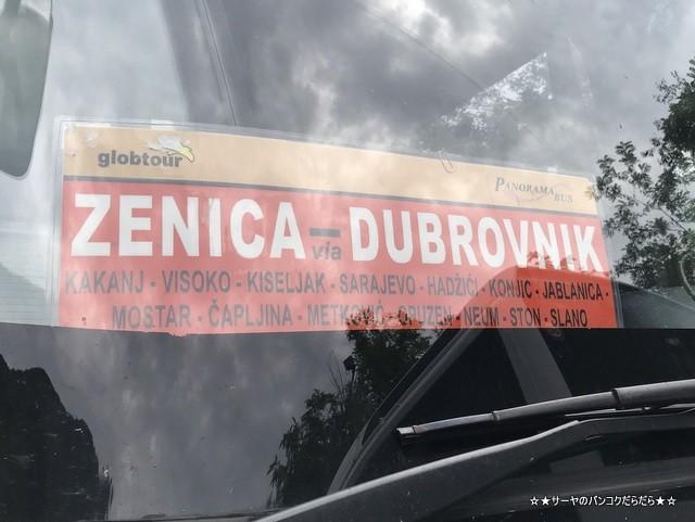 ボスニア サラエボ クロアチア ドゥブロブニク (3)