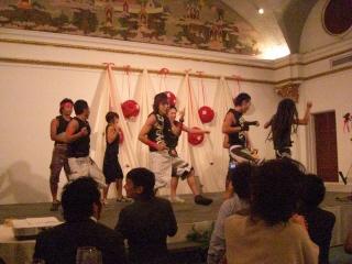 20091121 Qちゃんまいちゃん 結婚式 5