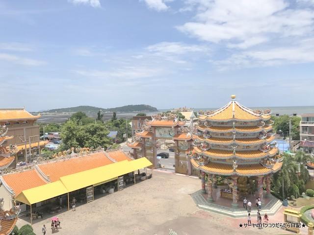 Wihan Thep Sathit Phra Ki Ti Chaloem 中華寺 アンシラ (8)