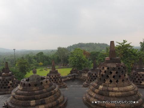 ボルブドゥール遺跡 インドネシア ジョグジャカルタ
