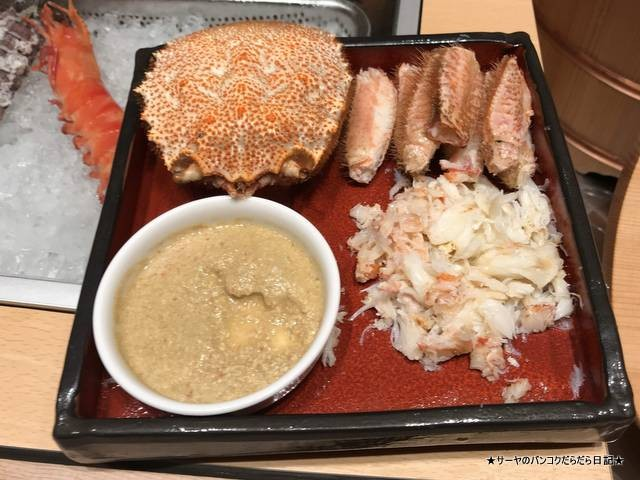 MASA - Otaru Masazushi 政 小樽 バンコク 寿司 高級 (5)